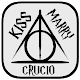 Kiss Marry Crucio Harry Potter