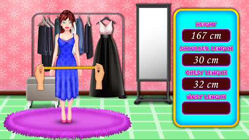 Girls High School Tailor: Little Uniform Boutique 1.0.7 screenshots 10