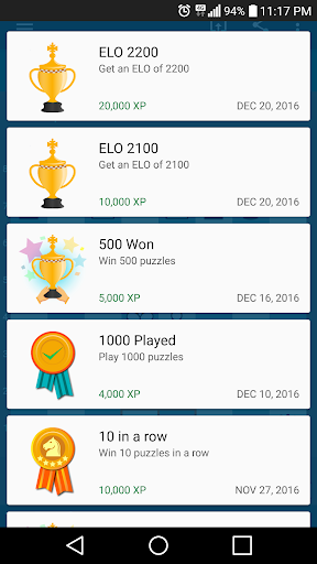 Fun Chess Puzzles Free - Play Chess Tactics modavailable screenshots 4