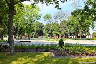 Photo: Park miejski w Terespolu