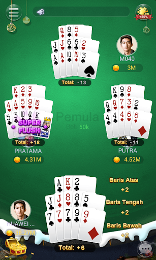 Capsa Susun ( Free & Casino ) 2.5.5 screenshots 21