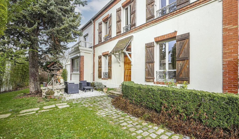 Maison avec jardin Rueil-Malmaison