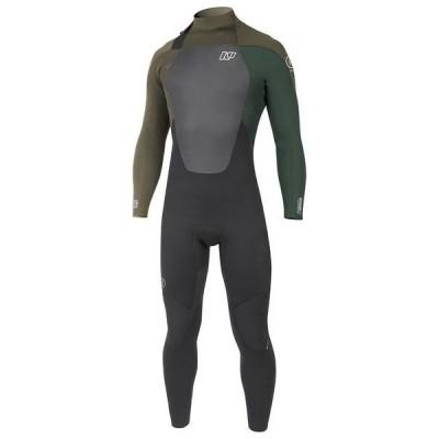wetsuit man - NEILPRYDE Rise fullsuit 5/4/3 back zip