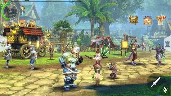 混沌與秩序2:3D MMO RPG線上遊戲 Screenshot