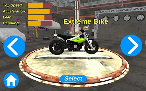 Motorbike Mountain Racing 3D- screenshot thumbnail