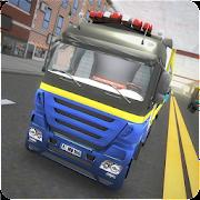 Mad Police Truck Simulator 16