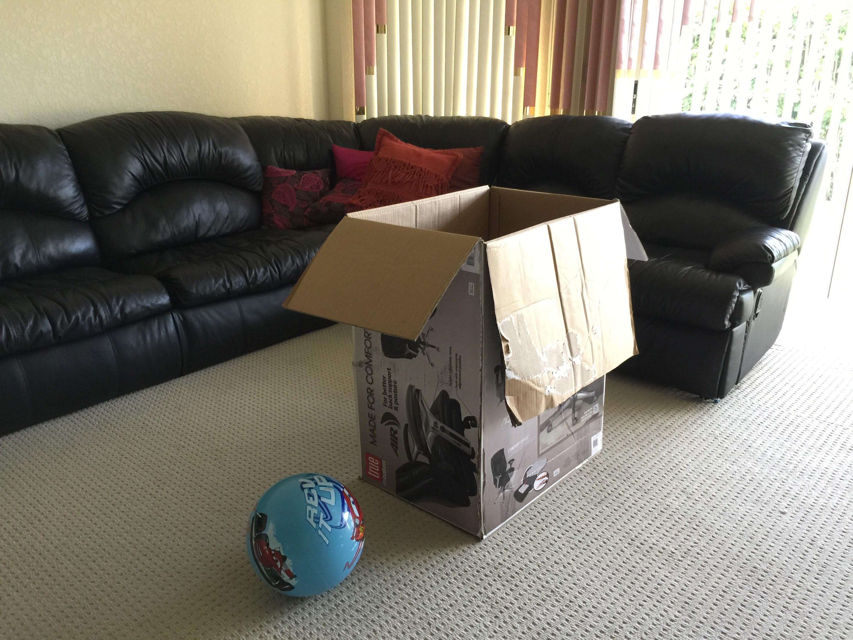office chair box