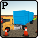 Real Euro Truck Evolution Parking Simulator 2020 icon
