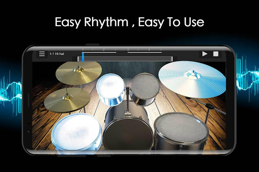 Easy Jazz Drums for Beginners: Real Rock Drum Sets 1.1.3 4