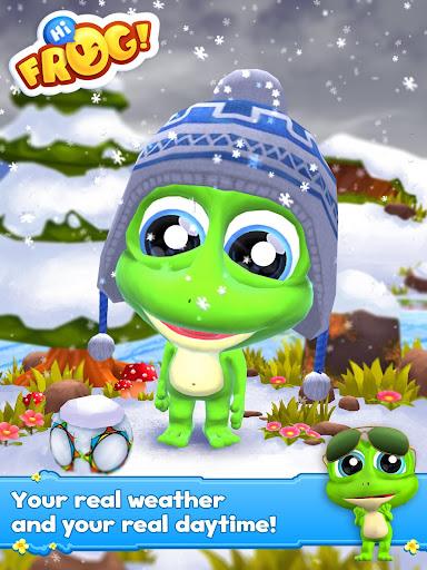 Download Hi Frog Free pet game app Google Play softwares