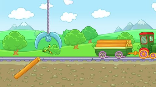 Railway: train for kids 1.0.5 screenshots 18