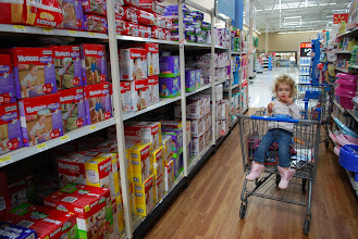 Photo: So many choices. I've tried them all. Only Huggies for my babies!