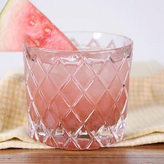 Cucumber-Watermelon Refresher