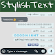 Stylish Text Download for PC Windows 10/8/7