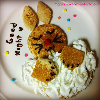 Banana Pancake Bunny