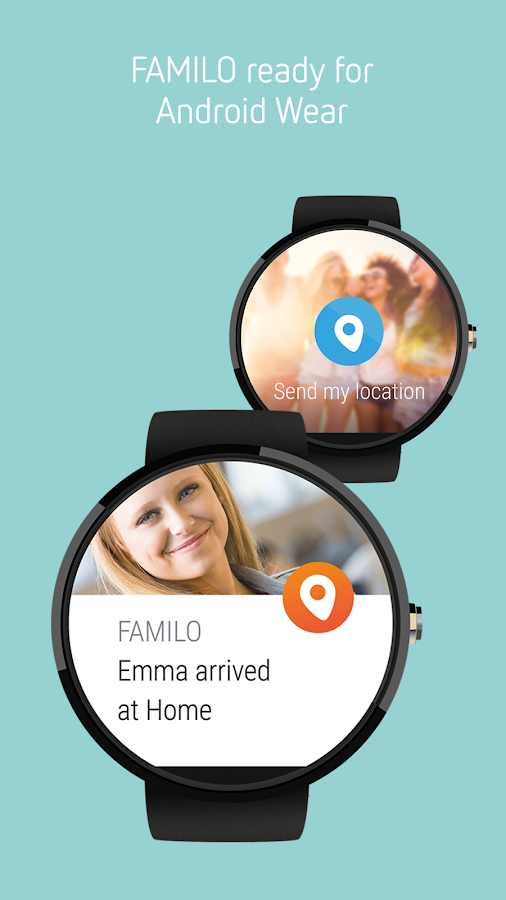 Family Locator & Safety- screenshot