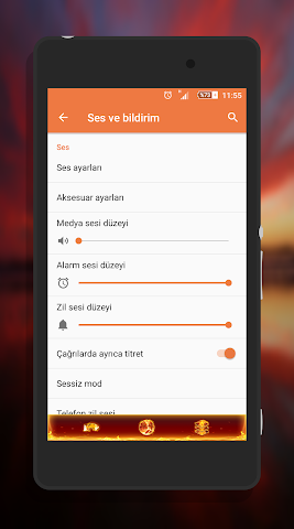 android Fever XpeRian Theme Screenshot 5