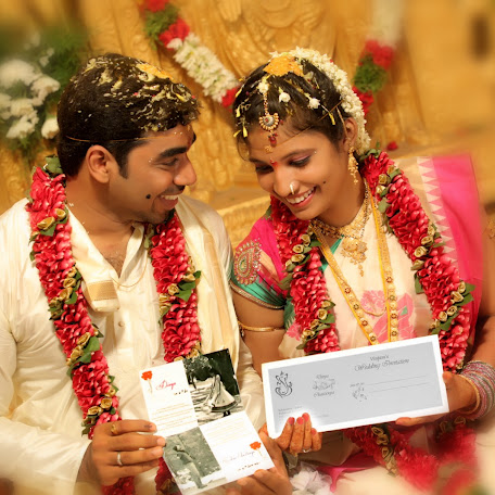 Wedding photographer vijay kumar (vijaykumar). Photo of 09.03.2015