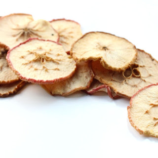 Extra Crunchy Apple Chips.
