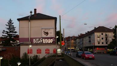 Photo: LOOP et al.; Bahnhof Süd