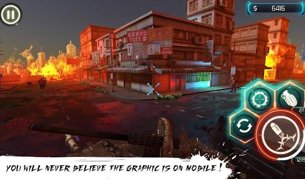 Zombie Reaper 3 apk screenshot