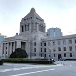 National Diet of Japan in Tokyo, Tokyo, Japan