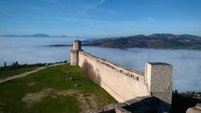 Molo sulla nebbia di francesca_fanini