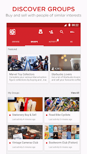 Carousell: Snap-Sell, Chat-Buy- screenshot thumbnail