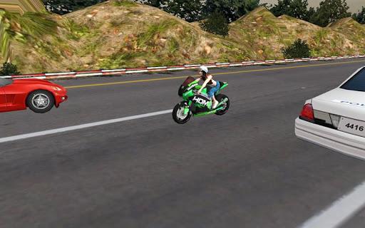 Racing Girl 3D apkdebit screenshots 6