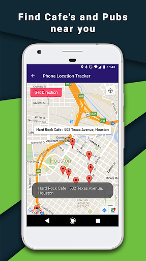 Phone Location Tracker: Places Near Me  screenshots 5