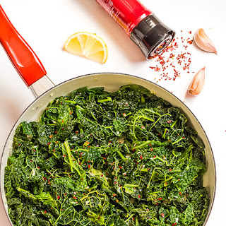 Sauteed Kale With Lemon And Garlic Recipes