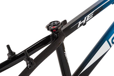 Radio Helium  BMX  Race Frame - Black / Cyan alternate image 9