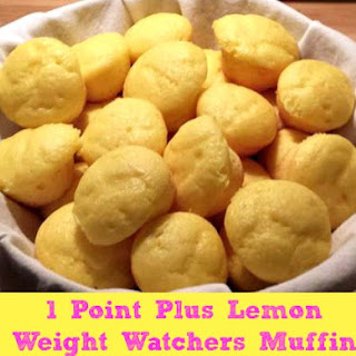 Lemon Weight Watchers Muffins Recipe