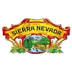 Logo of Sierra Nevada  Ovila Abbey (W/pomegranate)