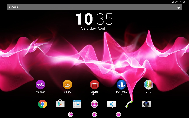 Google themes xp - Xp Theme Pink Screenshot