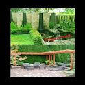 minimalist garden ideas icon