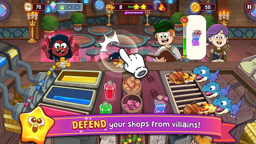 Potion Punch 2: Fantasy Cooking Adventures screenshots 6