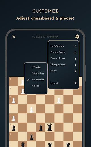Tactics Frenzy u2013 Chess Puzzles modavailable screenshots 16