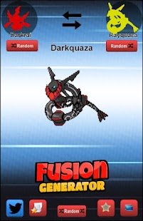 Fusion Generator for Pokemon - náhled