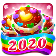 Cookie Crush 2020 - Free Match Blast