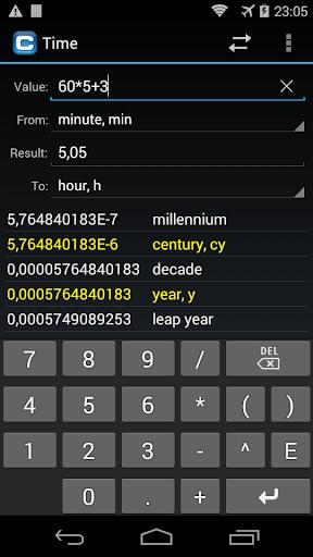 Unit Converter Pro 3.24 screenshots 10