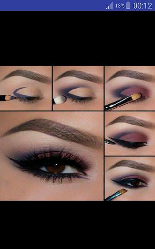 Makeup Step By Step 1.4 screenshots 8