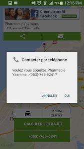 Pharmacie de Garde Maroc screenshot 5