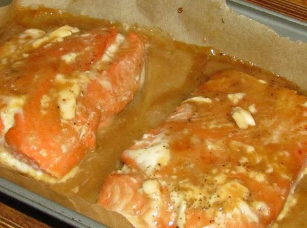 Baked Salmon Dijon Recipe