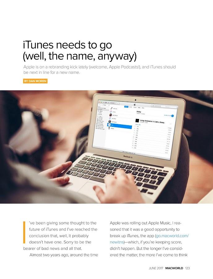 Macworld- screenshot