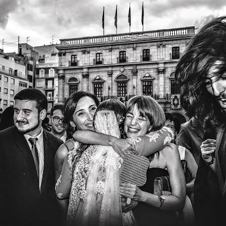 Wedding photographer Lorenzo Ruzafa (ruzafaphotograp). Photo of 22.01.2018