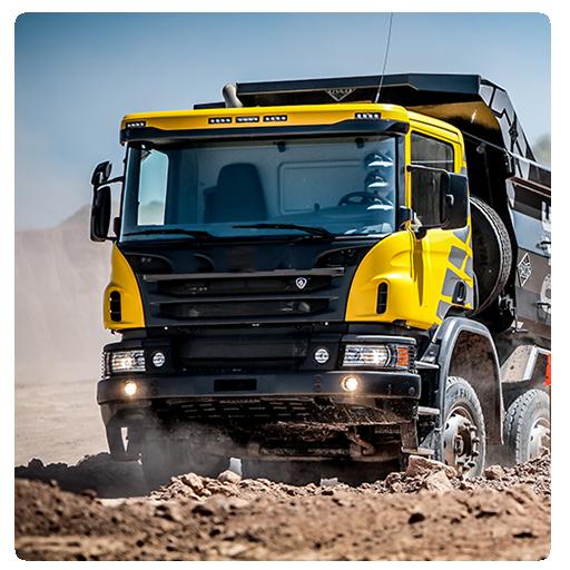 Euro Truck Simulator Offroad Cargo Transport