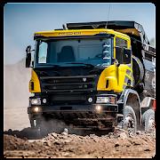 Euro Truck Simulator Offroad Cargo Transport MOD APK 8.0 (Money increases)