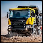 Euro Truck Simulator Offroad Cargo Transport 8.0 (Mod)