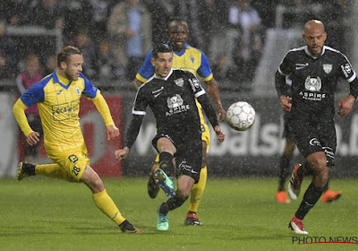 Florian Raspentino gaat in de Ligue 2 aan de slag